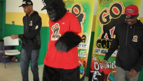 Go Gorilla!