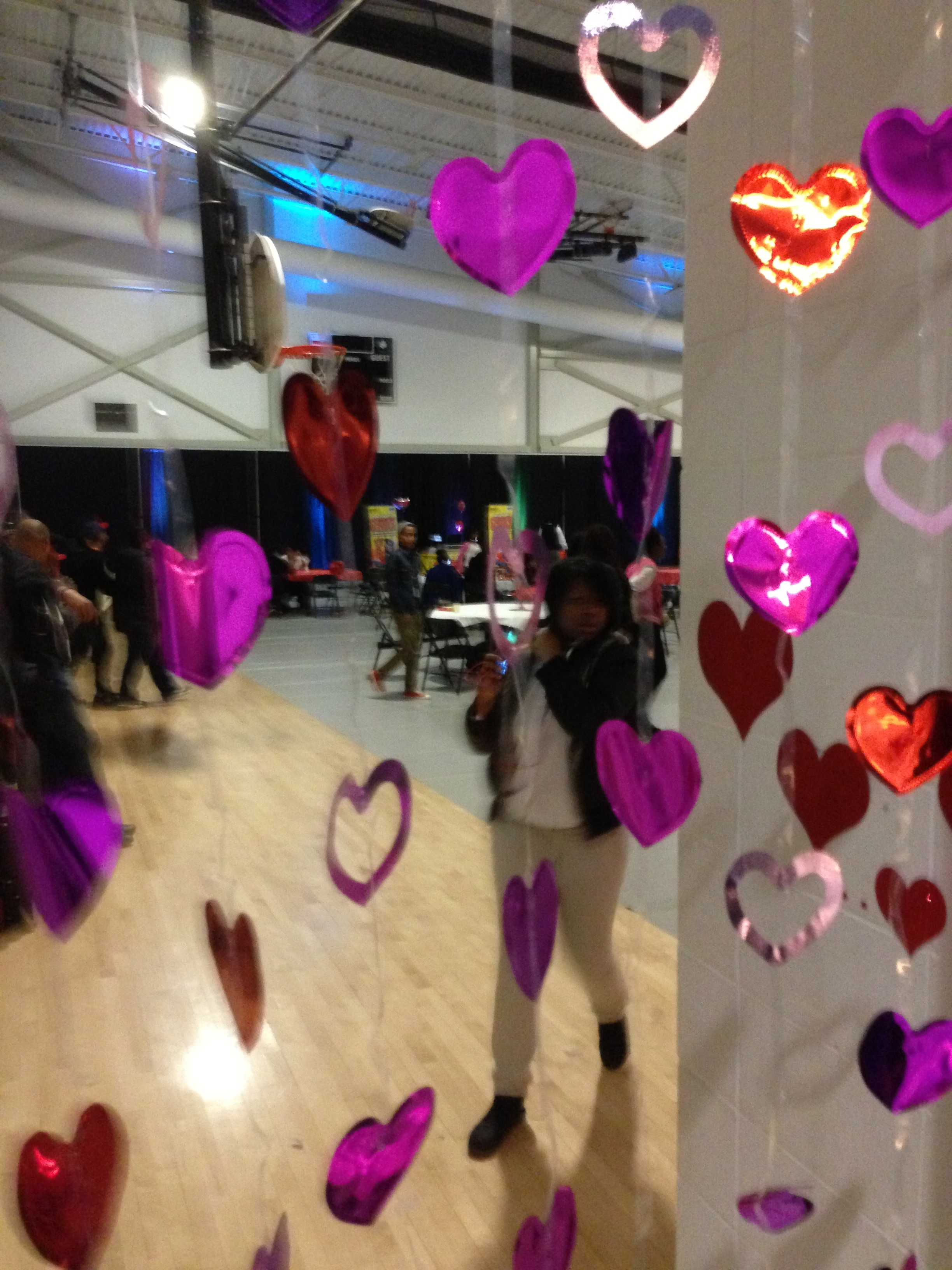The Rosedale Valentine's Day Youth Dance is Safe in the Streetz !!