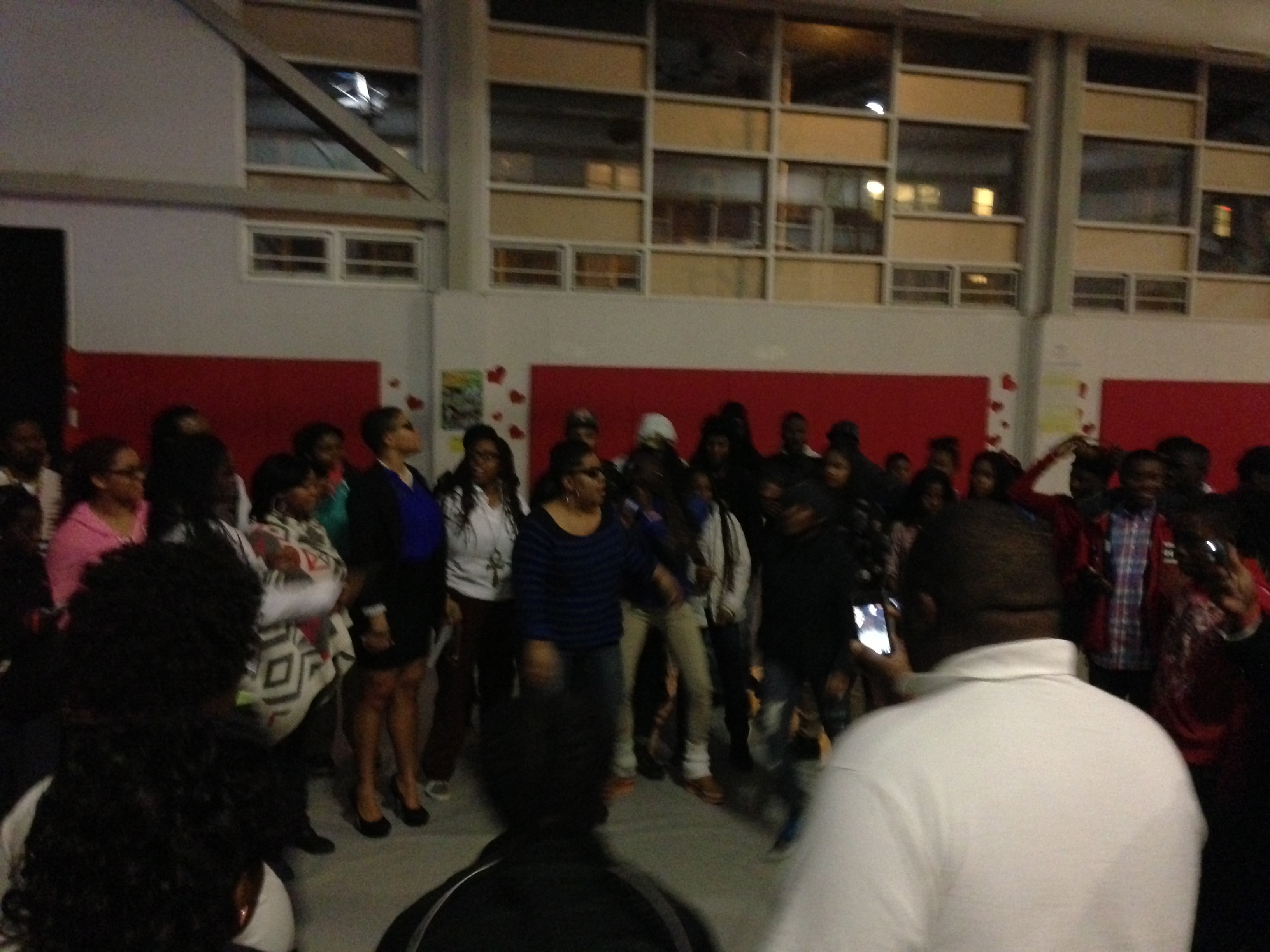 The Rosedale Valentine's Day Youth Dance is Safe in the Streetz!!