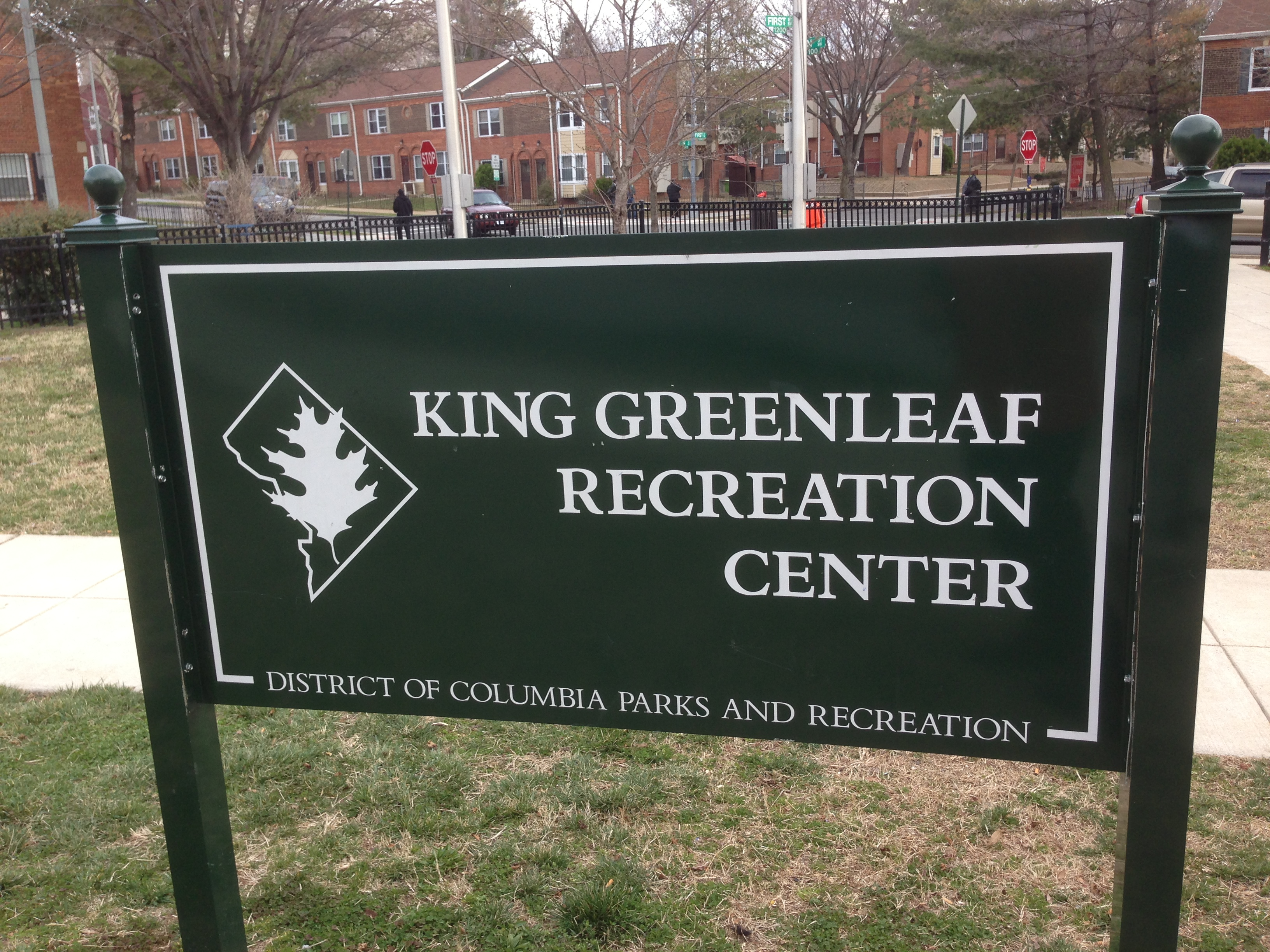 King Green Leaf Rec Center is Safe in the Streetz!!