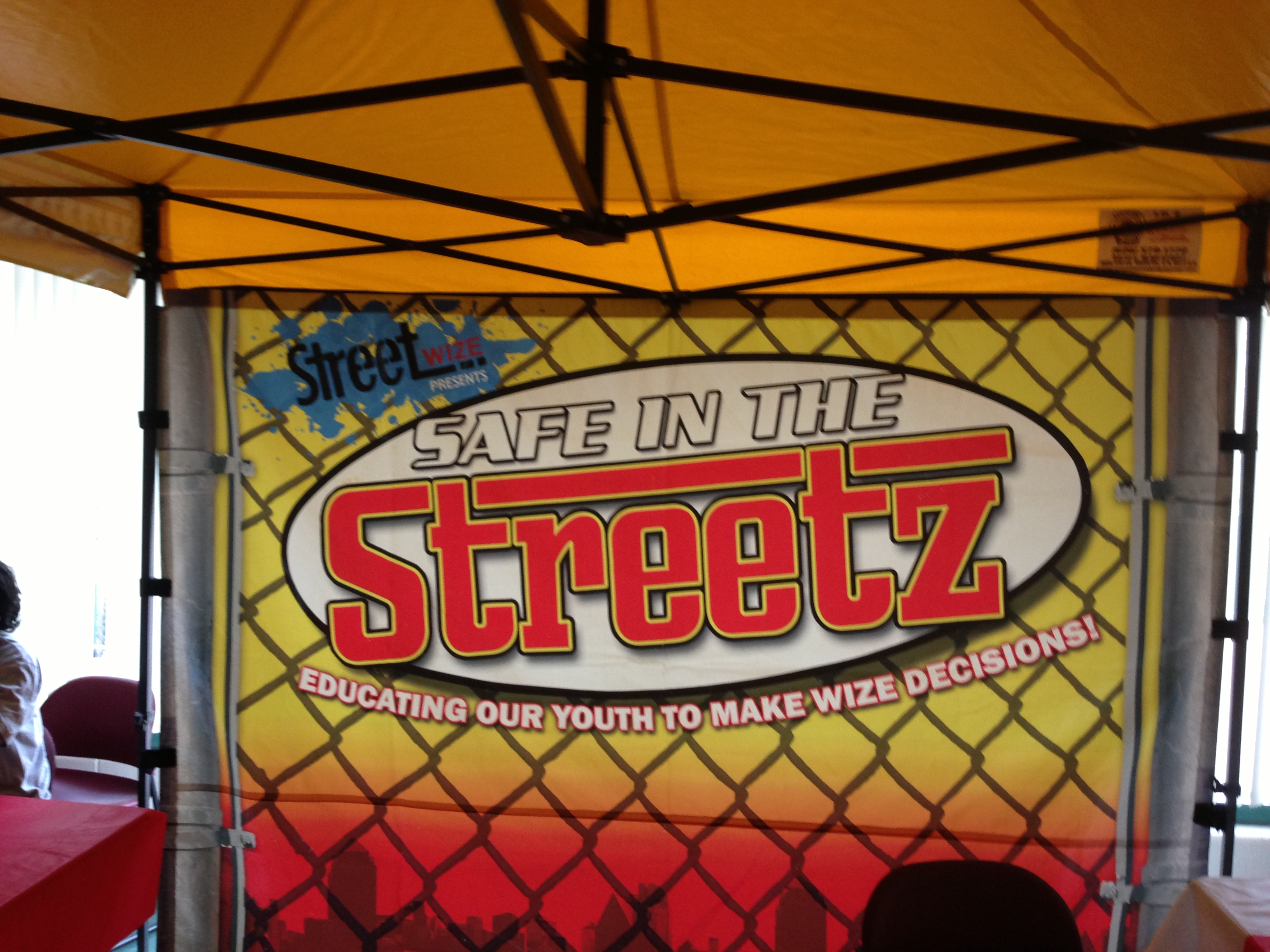 The 2013 MOCO Teen Summit is Safe in the Streetz!