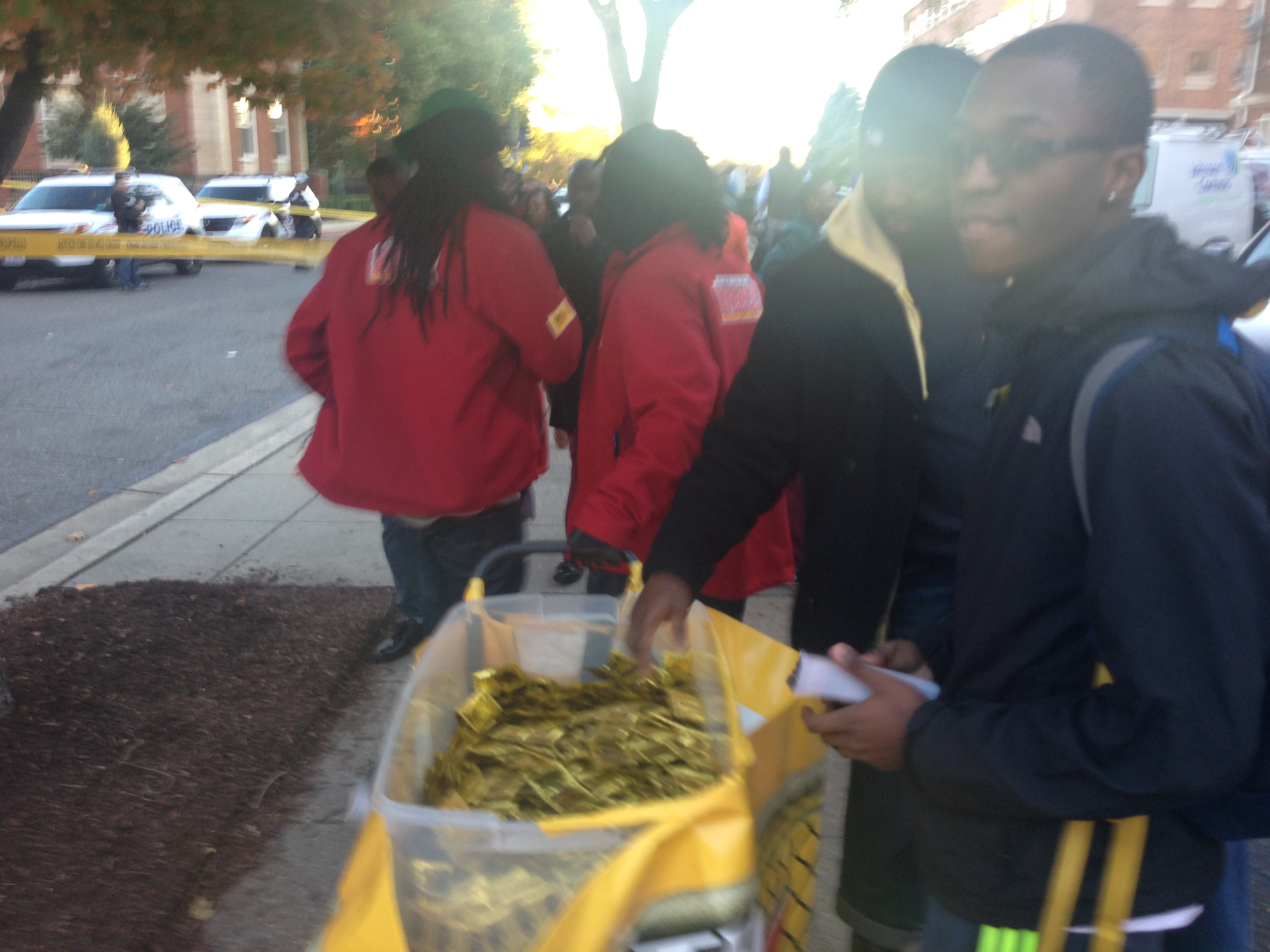 Howard University Homecoming 2013 is Safe in the Streetz!!