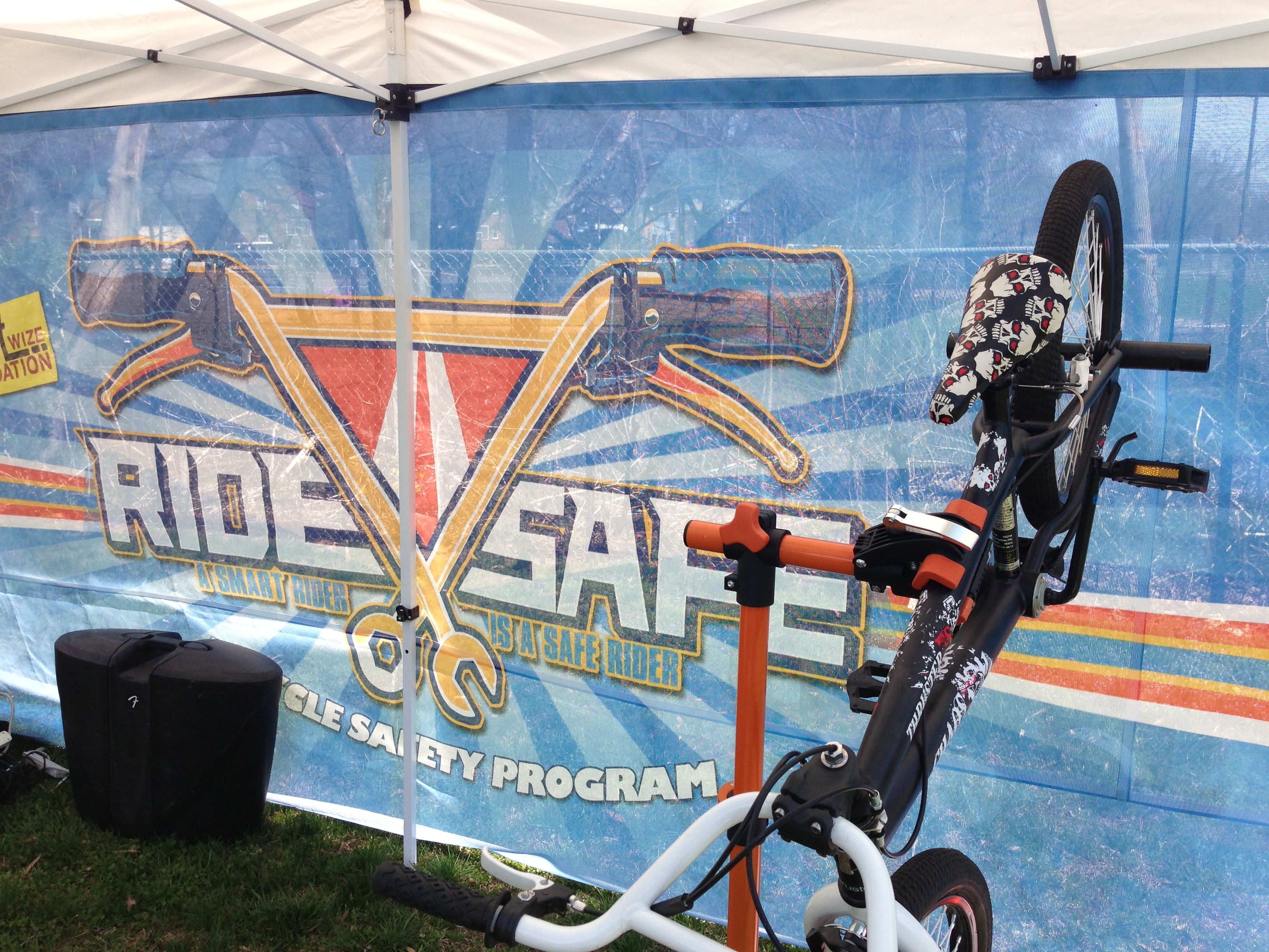 Ride Safe Youth Bicycle Safety Program