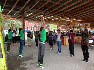 Street Wize Foundation's Go Gorilla Youth Fitness Program